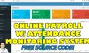payroll system in php