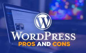 wordpress pros and cons