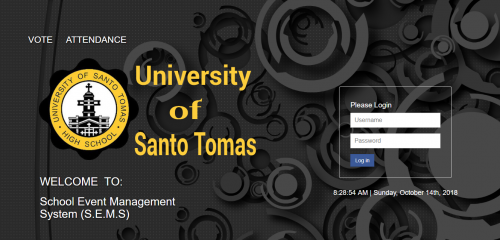 online school event management system in php