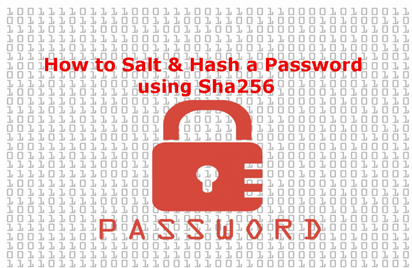 how to salt and hash a password in php