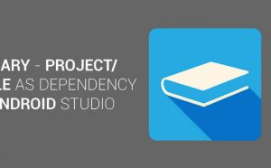 library project or module as dependency in android studio