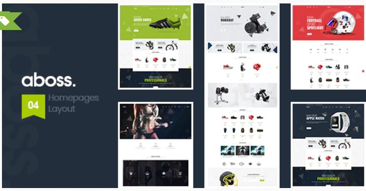 aboss responsive theme for woocommerce