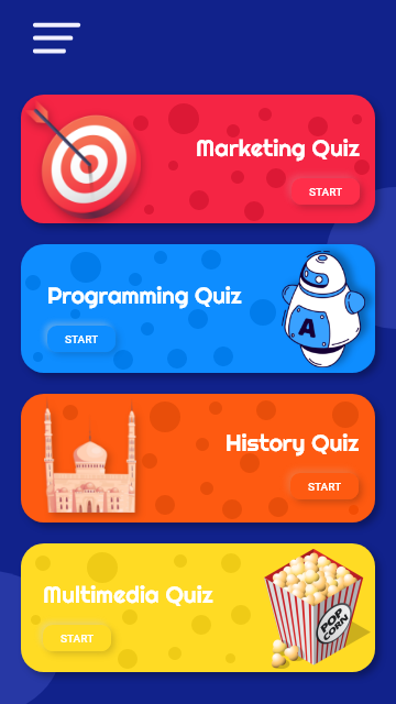 android quiz app free download