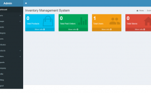 inventory management system free download