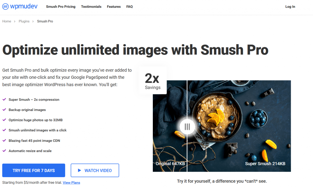 wp smush pro free download