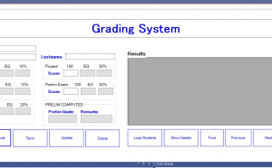 student grading system in csharp