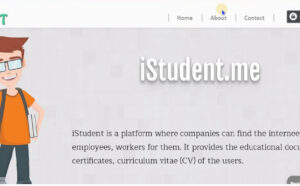 Web Based Student Portal project