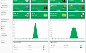 complete responsive apartment management system free download
