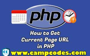 how to get current page url in php